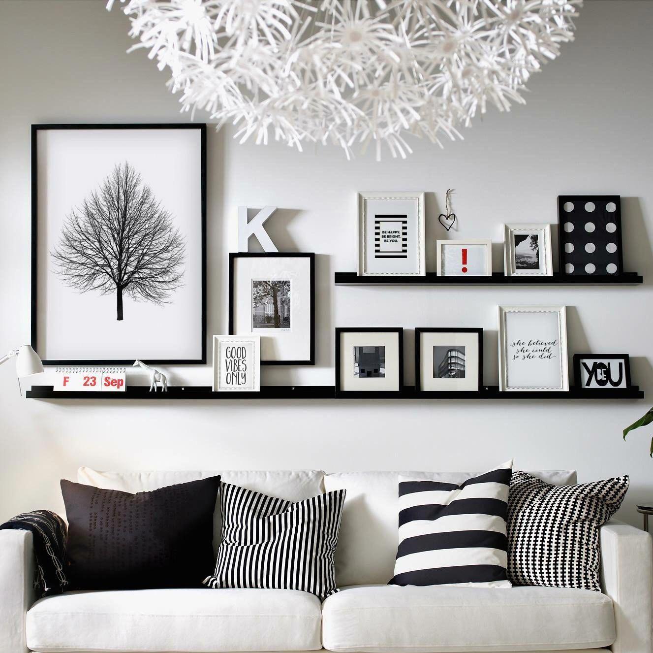 Tree Print, Tree Art, Tree Home Decor, Black And White Art