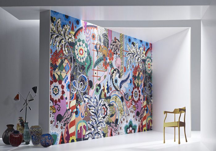 jakob_schlaepfer prachtige interieur wanden   Behang   Pinterest ...