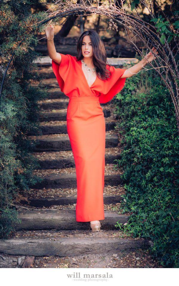 Alquiler de vestidos y accesorios - Will Marsala - Invitada perfecta -  Dresseos e30bd496c110