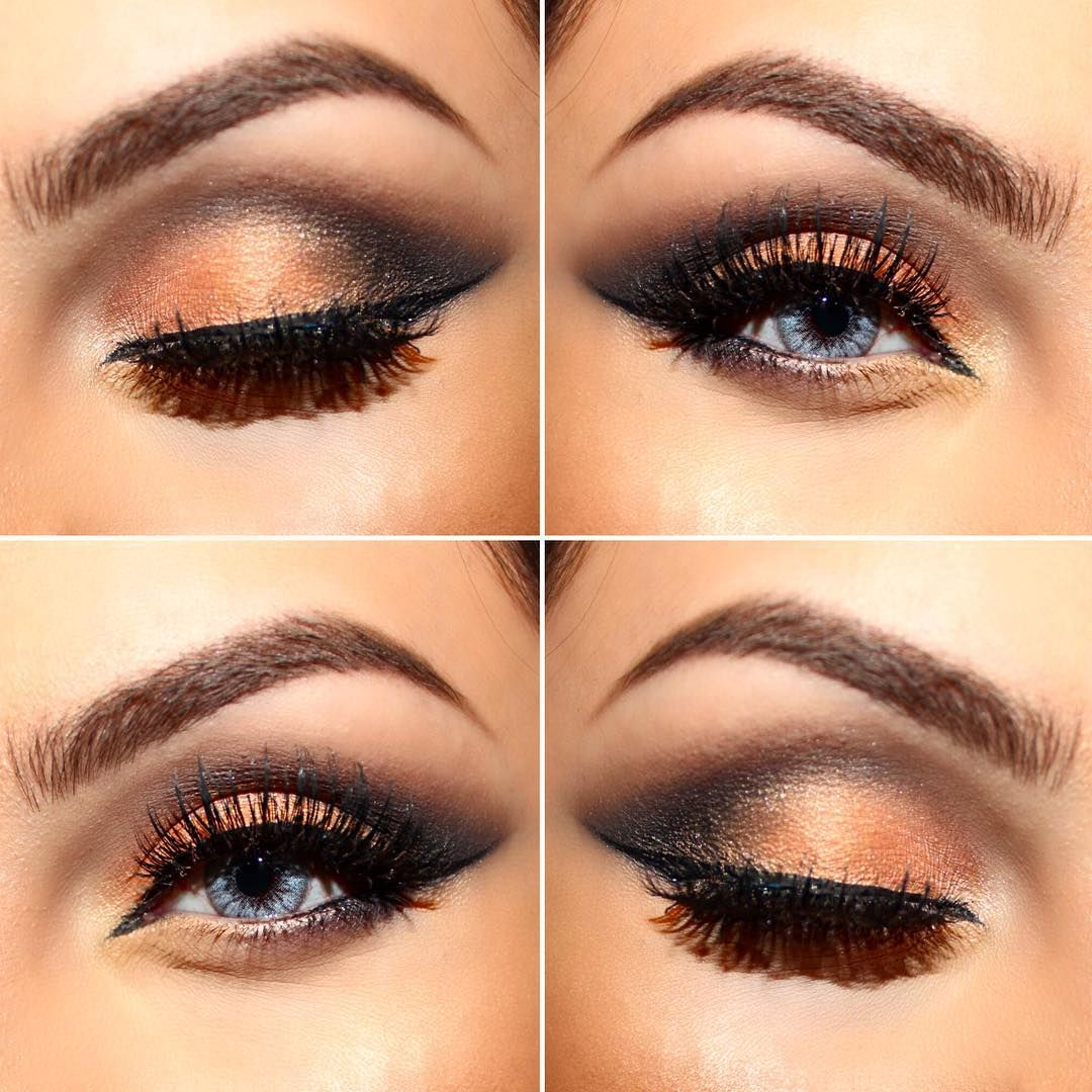 """I totally forgot to put mascara on my lower lashes  #wakeupandmakeup #eotd #eyes #eyeshadow #universodamaquiagem_oficial #ilovemakeup #instamakeup…"""