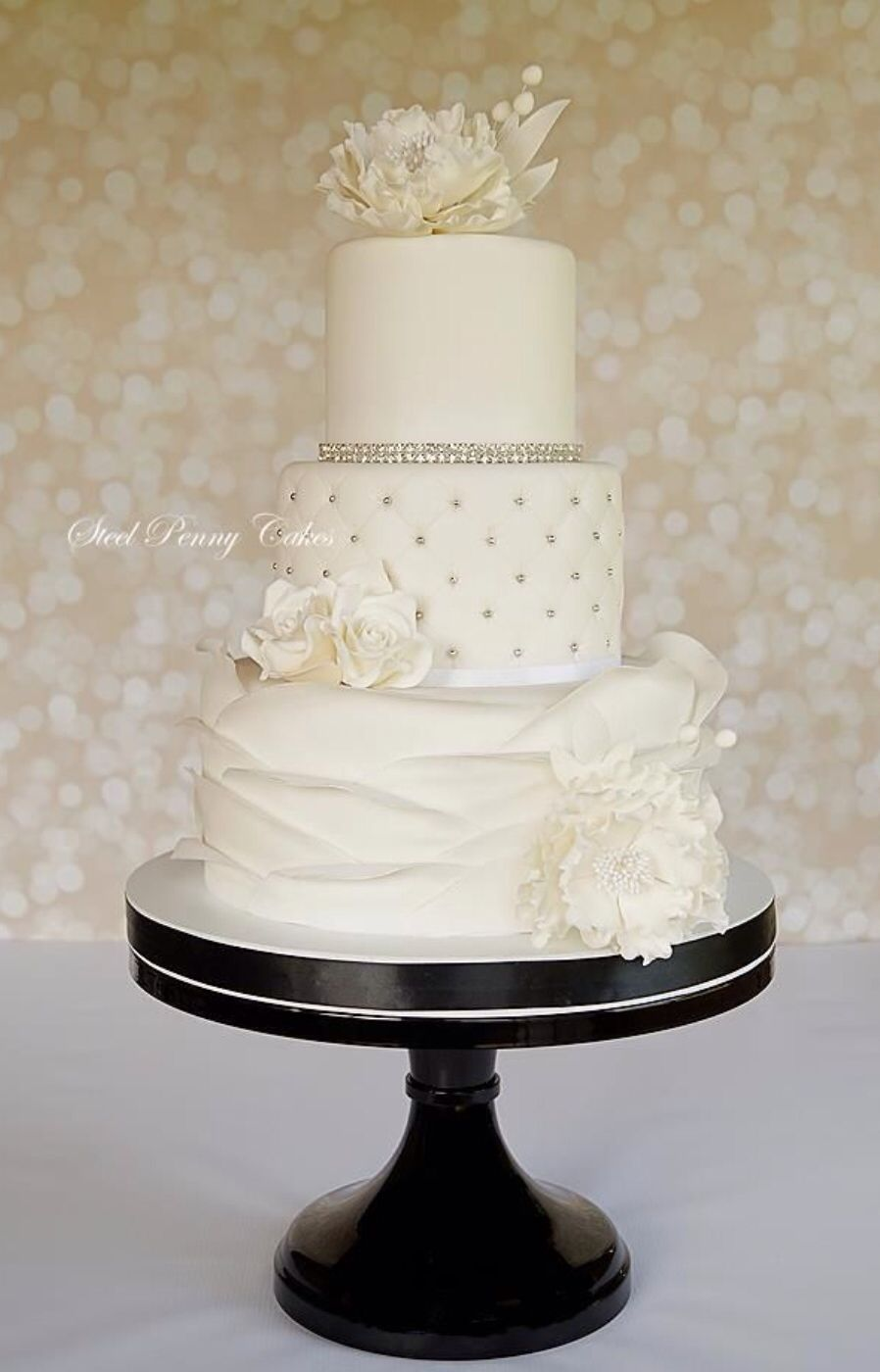 Love the look of this wedding cakes pinterest wedding cake