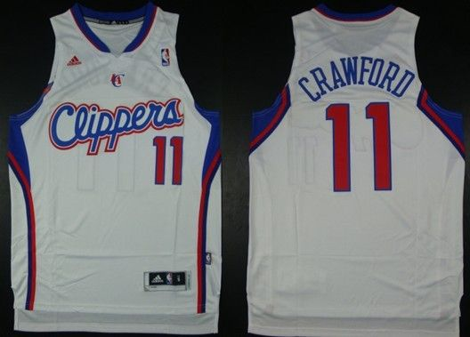 389ba1be6 discount code for los angeles clippers 11 jamal crawford revolution 30  swingman white jersey 1d097 bcb09