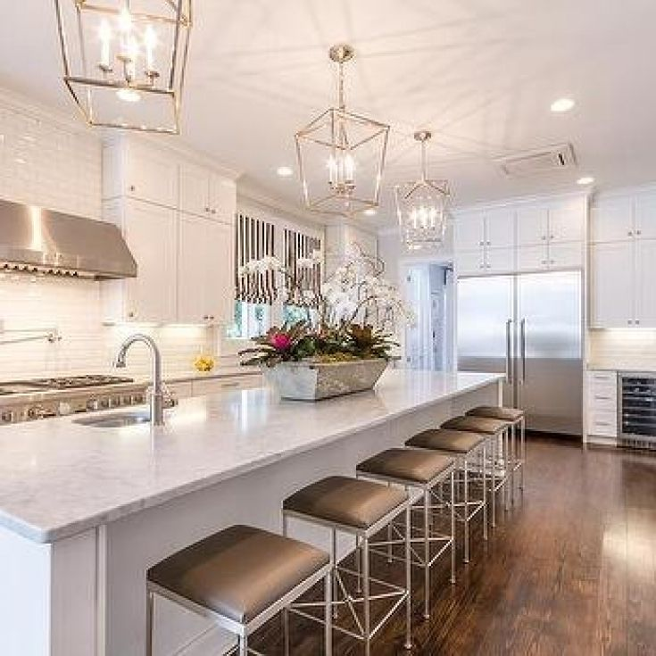 Creative Extra Long Kitchen Island | Kitchen Islands | Pinterest ...
