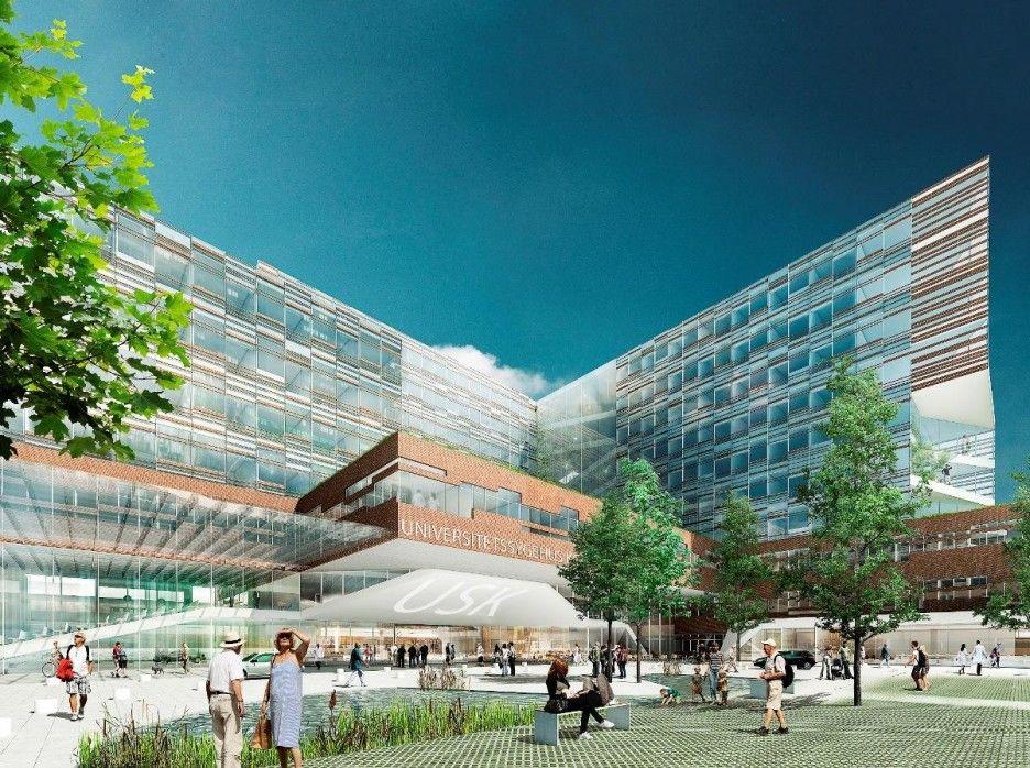 Health care architecture design