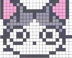 Résultat De Recherche Dimages Pour Pixel Art Facile Tete