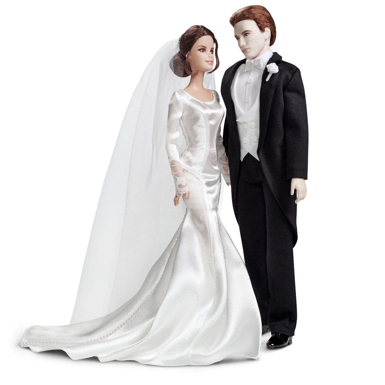Gift Idea Hochzeit Kleidung Breaking Dawn Hochzeit Barbie Hochzeit
