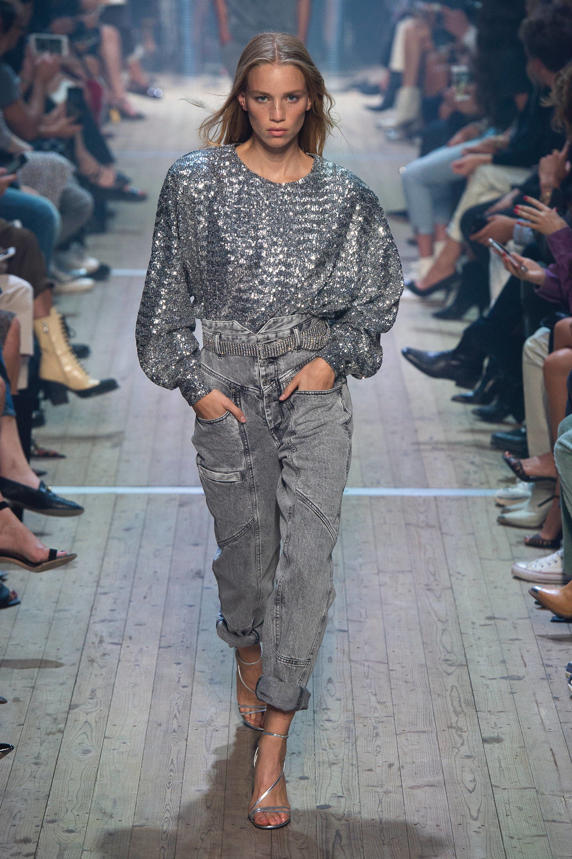 Isabel Marant Spring 2019 Ready-to-Wear Fashion Show