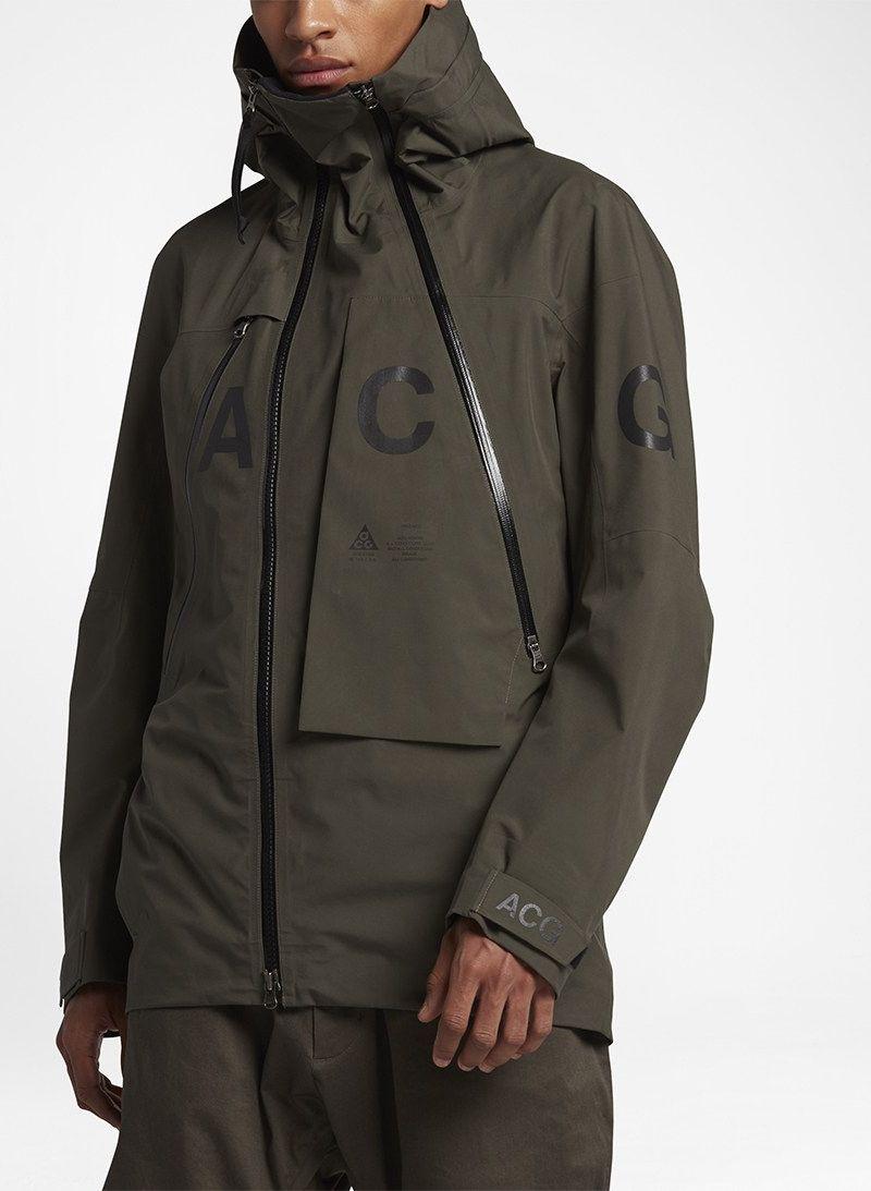 "wholesale dealer 7d859 0bca3 unstablefragments2  ""NikeLab ACG Alpine Jacket (via Nike) """
