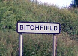 Funny And Rude Place Names In The UK