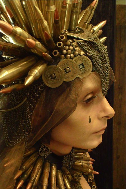 Queen Tamora