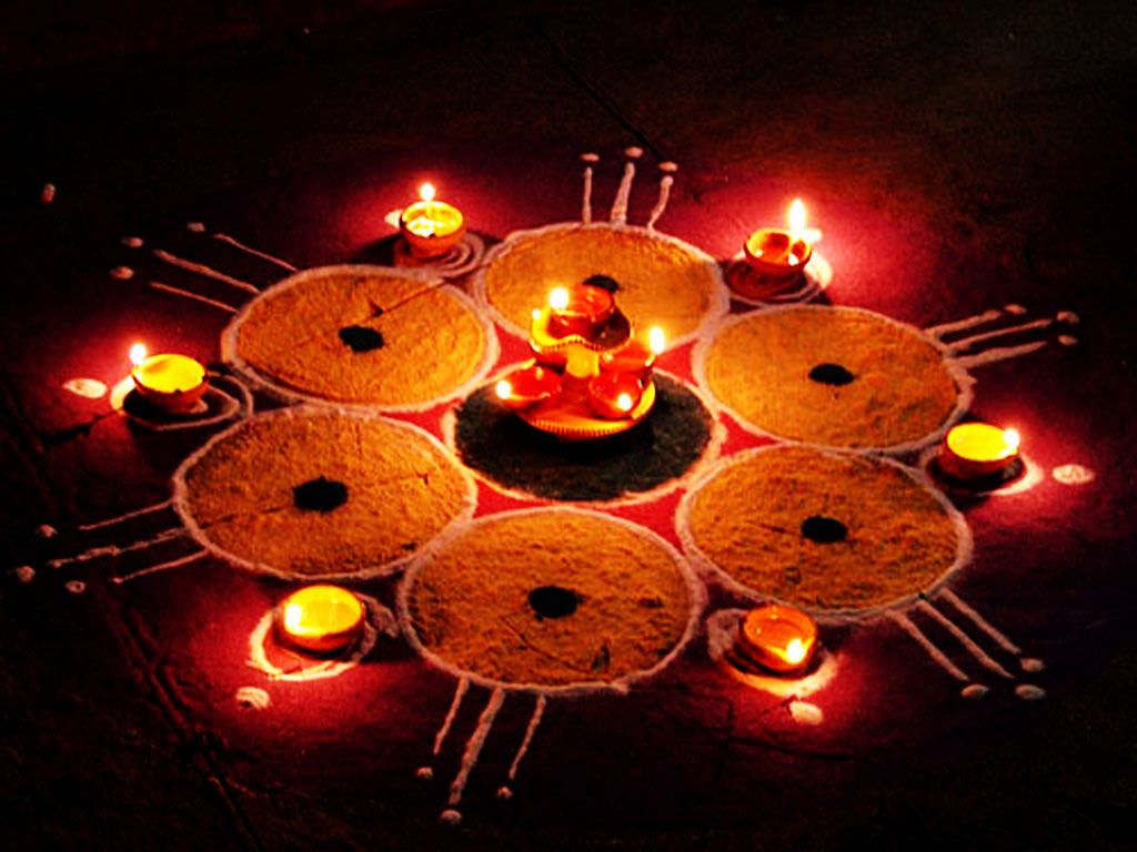 Best Happy Diwali Wallpapers