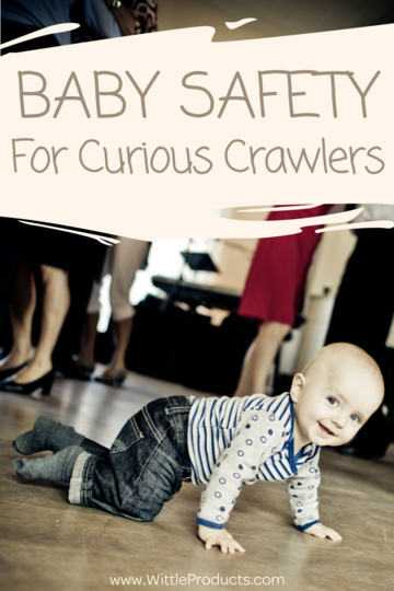 Baby Safety For Curious Crawlers Crawling baby, Baby