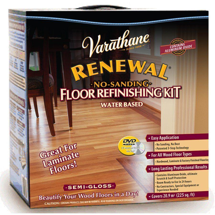 Floor Refinishing Kit Refinishing Kit Varathane Refinishing Floors