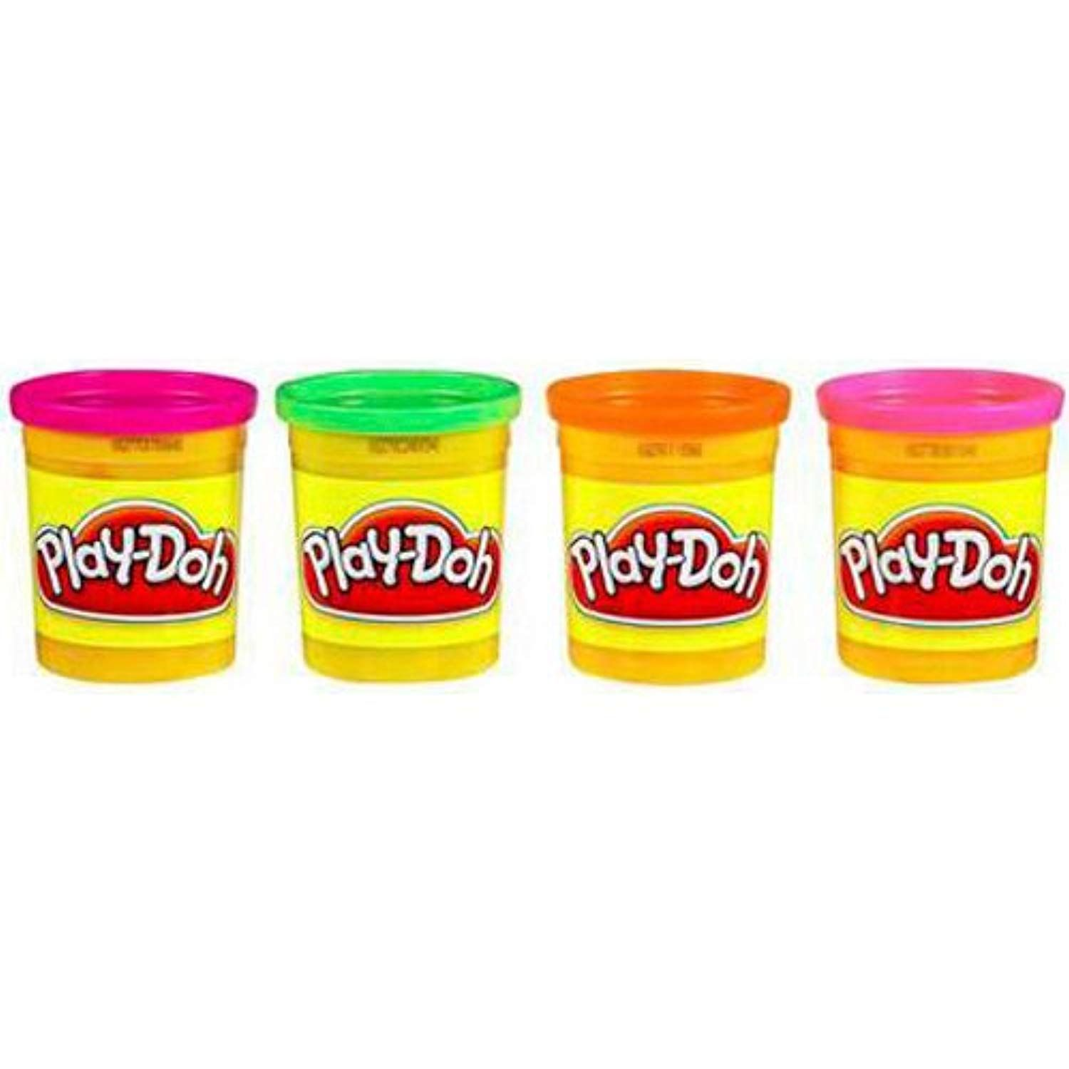 Play-Doh Your Choice Colors 4 Pack