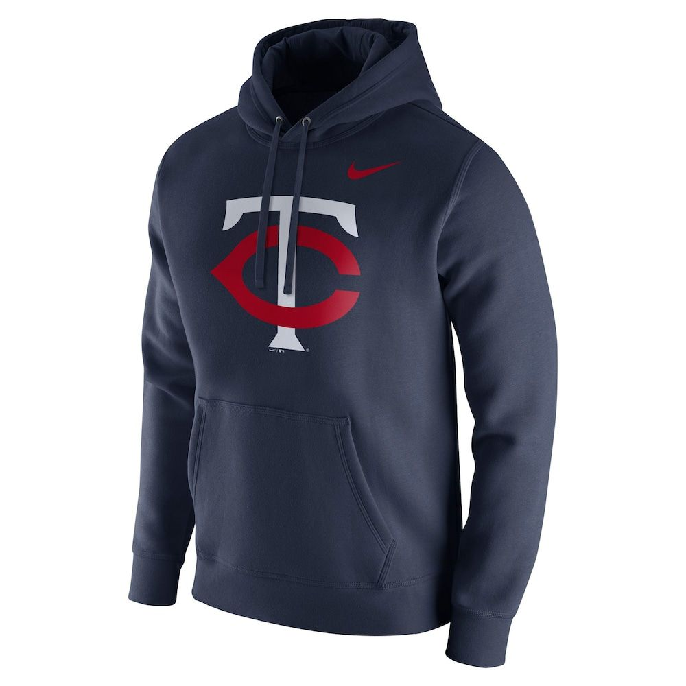 super popular 4c48a 78a38 Men's Nike Minnesota Twins Wordmark Hoodie in 2019 ...