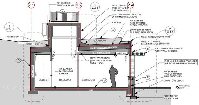 Earthship Home Plans | Green architecture – Earthship Farmstead ...