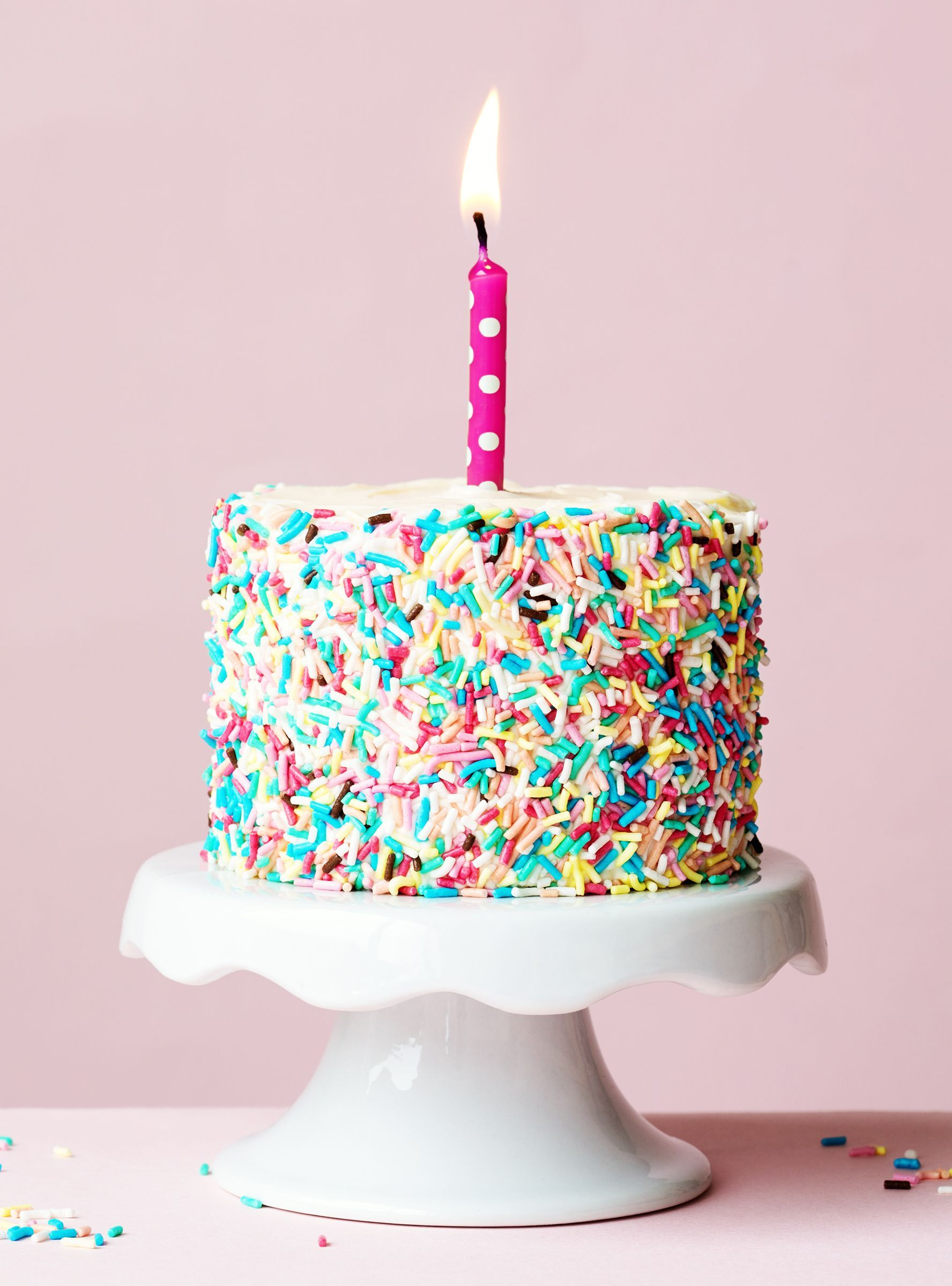 Glossier Just Launched Its Sweetest Product Yet Birthdaycake Candle Lipgloss Beauty