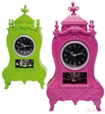 Reloj De Mesa Versailles Pop Surtido
