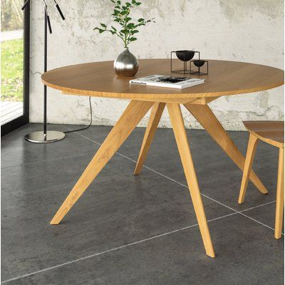 Copeland Furniture Catalina Extendable Dining Table Color Natural