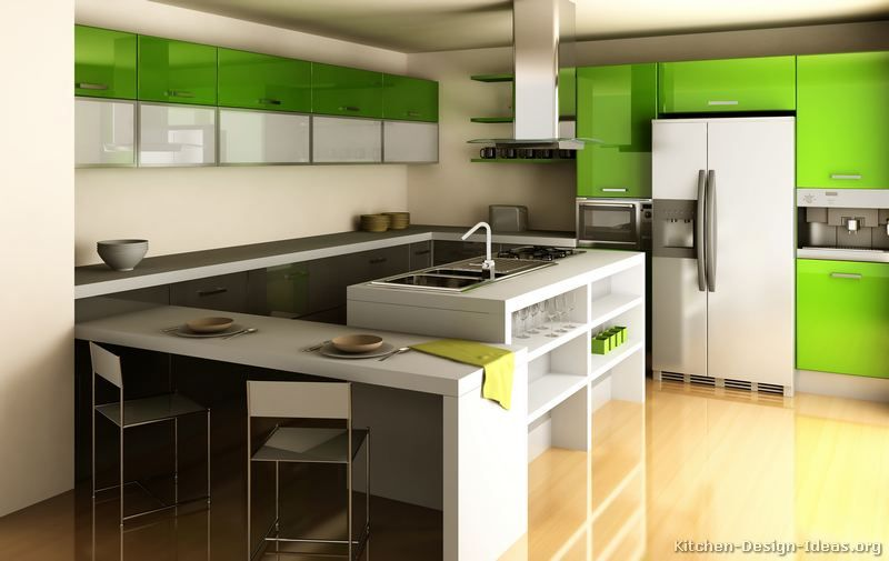 very attractive newest kitchen designs. However  two tone kitchen cabinets are more attractive and make a to 35 Two Tone Kitchen Cabinets To Reinspire Your Favorite Spot In