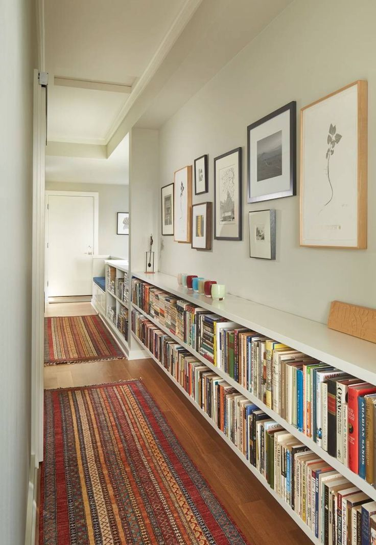 Bücher für Tage #interiordesign - Houses interior designs #hallwaydecorations