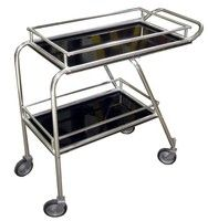 American Art Deco DC-3 Aircraft Rolling Cocktail Cart by Frantz Industries - http://www.modernismgallery.com