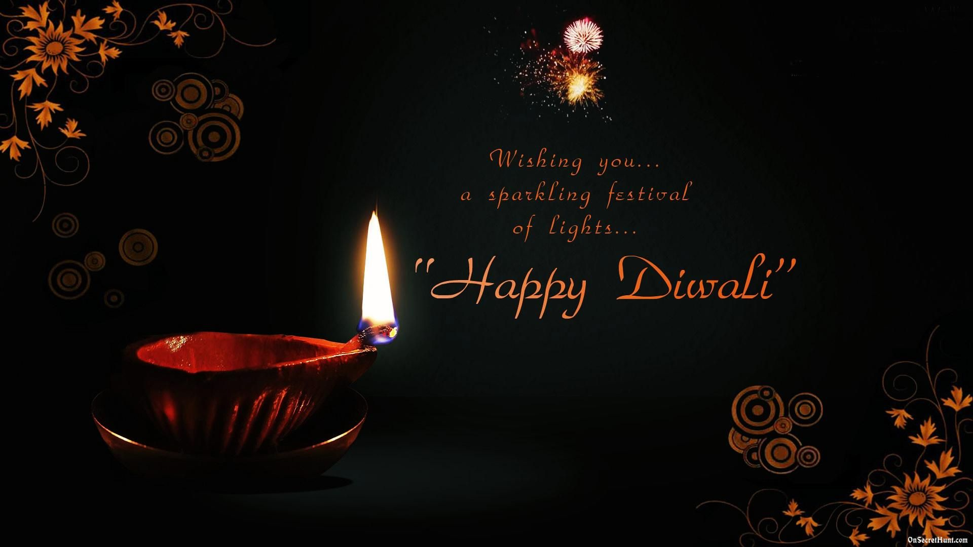 30 Beautiful And Colorful Diwali Greeting Card Designs Incredible