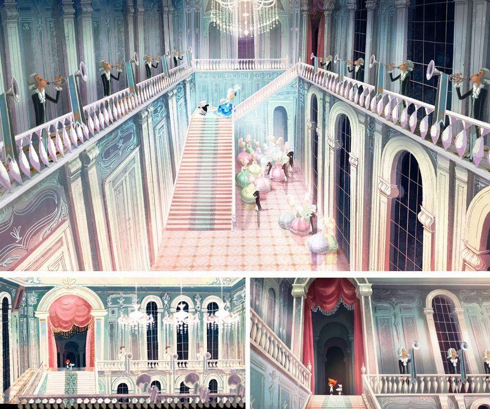 Mr. Peabody & Sherman Concept Art