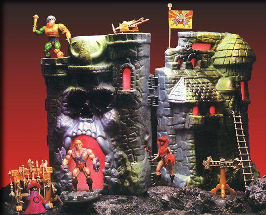 El castillo de He-Man. http://cheriosky.blogspot.com.es