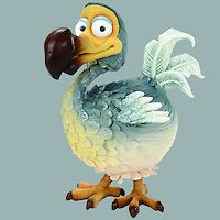 Pirate Captain S Cherished Polly In The Pirates Band Of Misfits Bird Illustration Extinct Animals Animal Art
