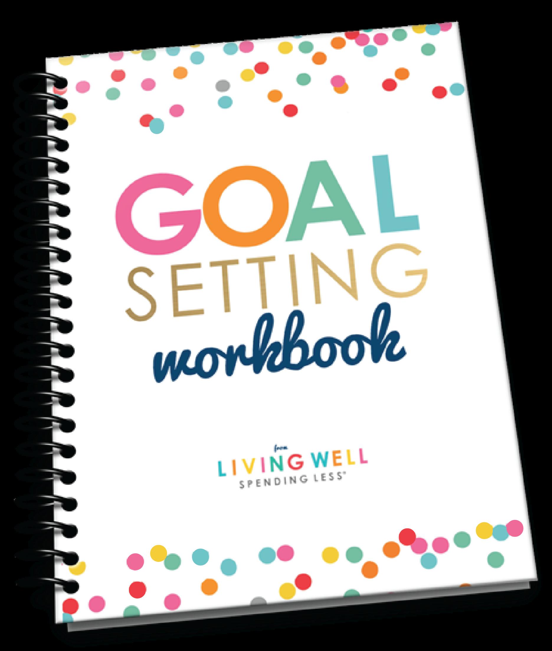 Mega Plan Goal Setting Workbook