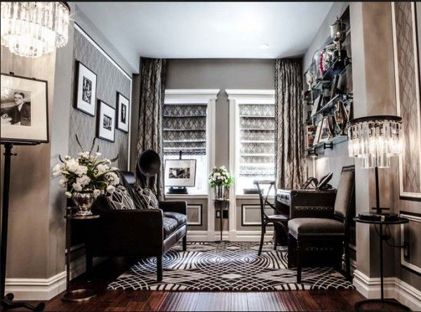 Great gatsby inspiration images from the fitgerald for Inspiration for other rooms