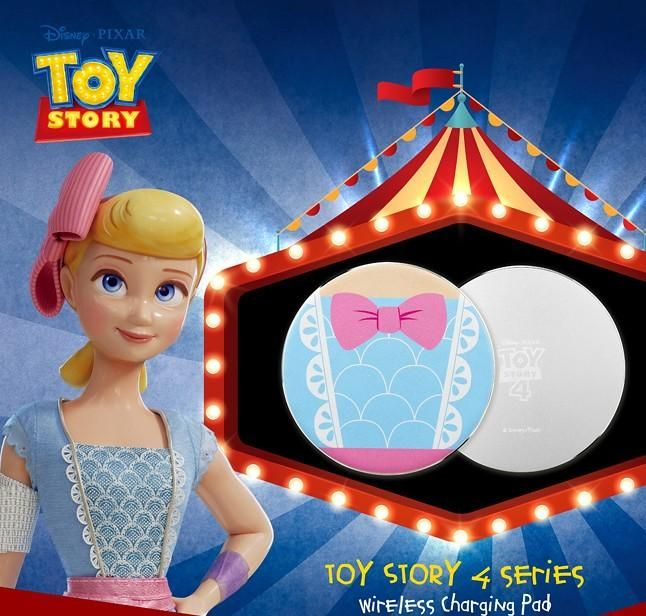 Toy Story 4 Bo Peep Dress Fast Charging Pad Toy Story Bo Peep Toy Story Toy Story Party