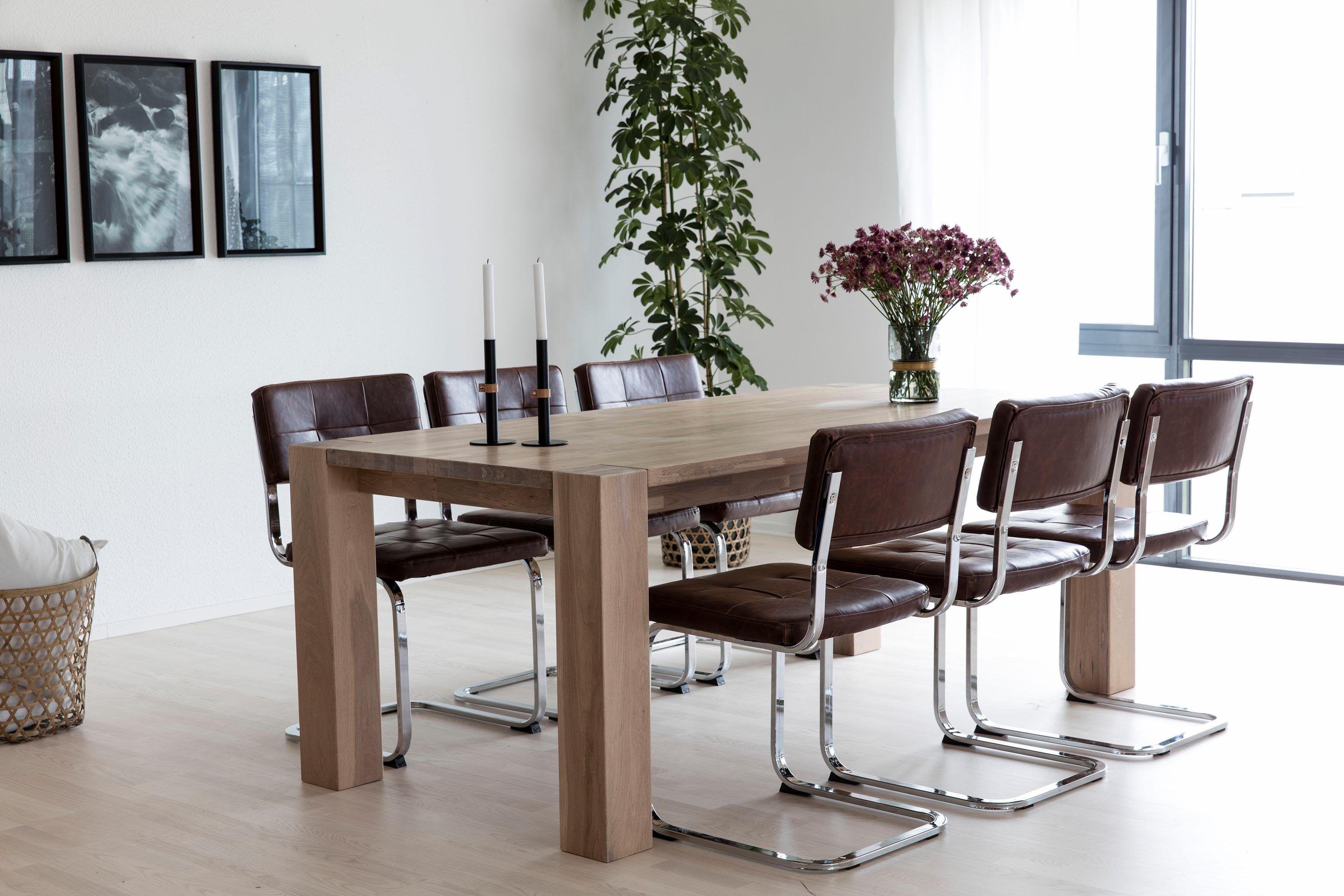 Stuhl braun, 4er-Set, pflegeleichtes Kunstleder, yourhome Jetzt bestellen unter: https://moebel.ladendirekt.de/kueche-und-esszimmer/stuehle-und-hocker/freischwinger/?uid=0b04f66b-6910-5003-baea-c3e42021cc8f&utm_source=pinterest&utm_medium=pin&utm_campaign=boards #freischwinger #kueche #esszimmer #hocker #stuehle