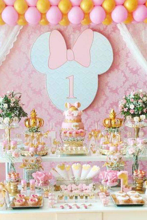 36 Most Popular Girl 1st Birthday Themes 1st Birthday Themes 1st Birthday Decorations Girl Birthday Decorations