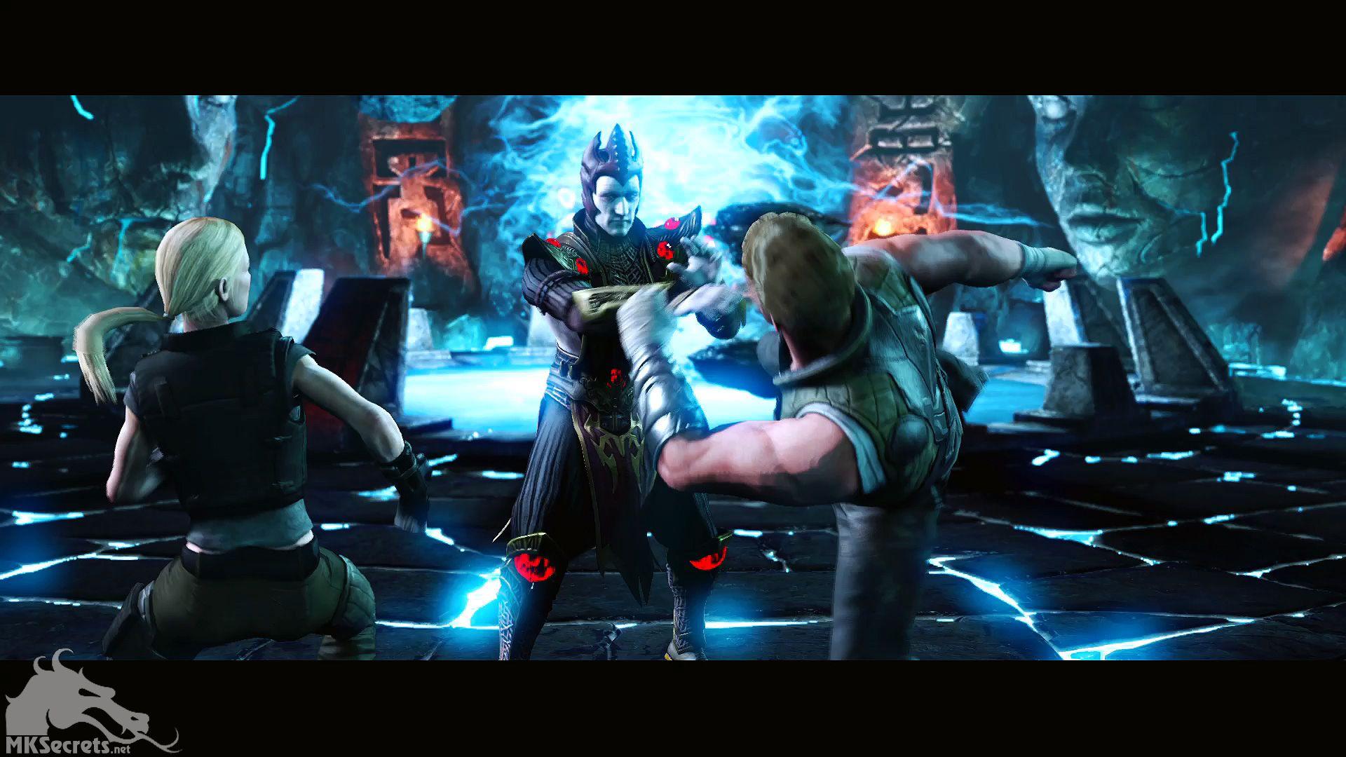 Image result for mortal kombat prison of souls | Video Games