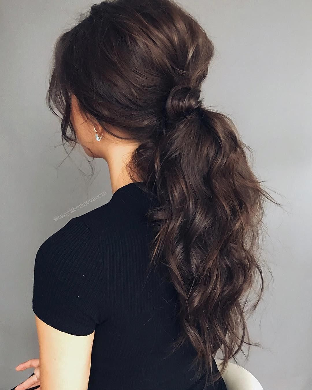 Wedding Hairstyles Brunette: Gorgeous Hairstyle Inspiration