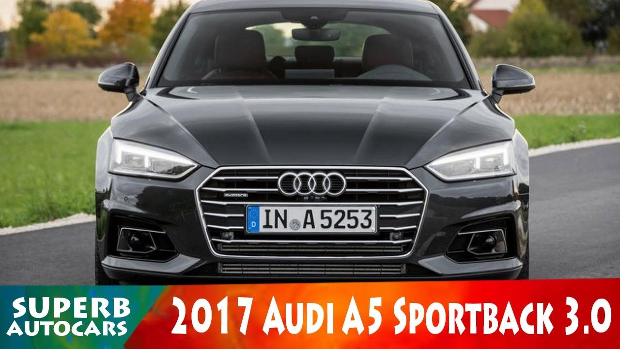 Even though pricing is yet to be introduced the audi a5 sportback 3 0 tdi 286