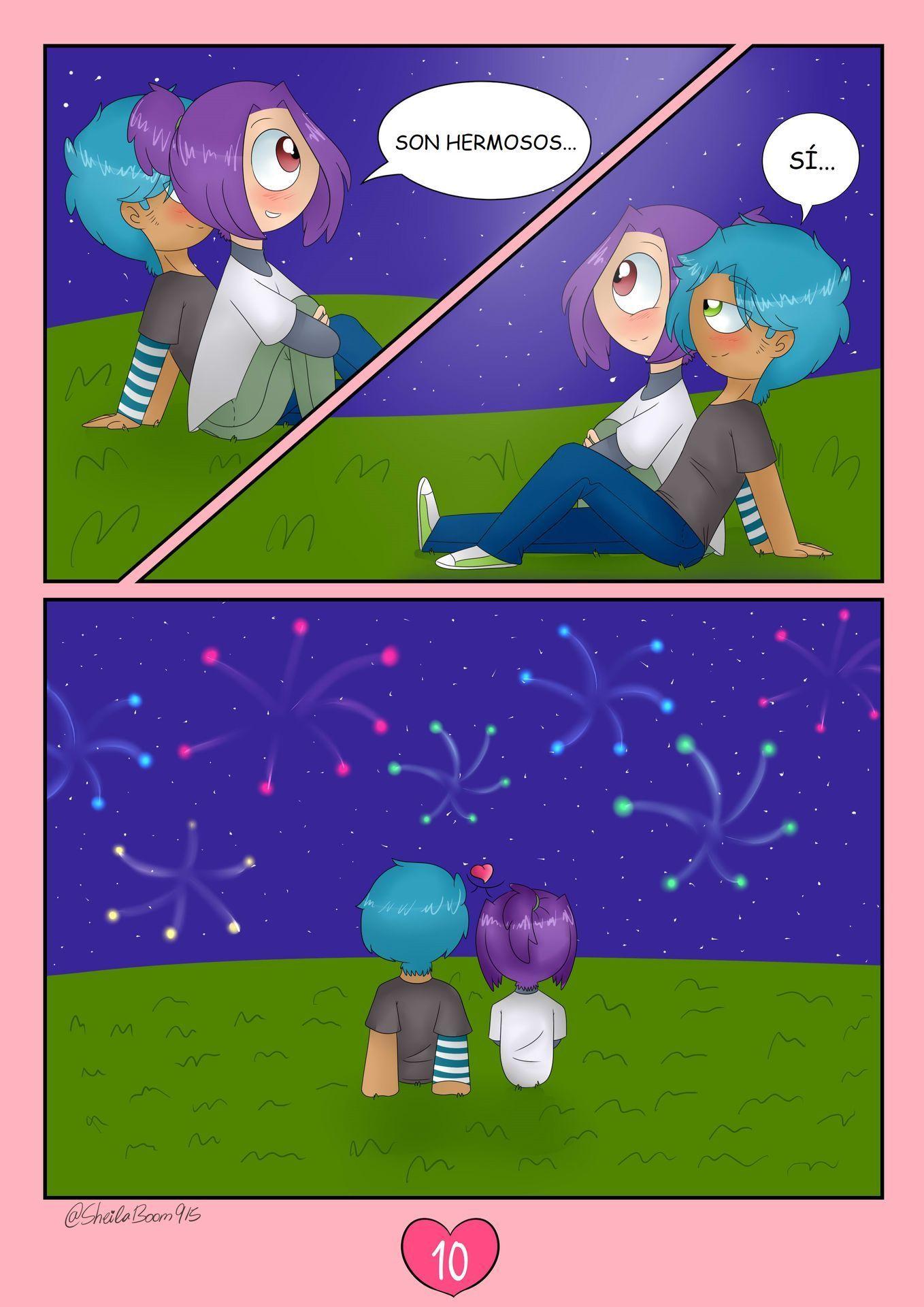 Las Luces Del Alba Comic Bxb 17 Pagina 10 Comic Imagenes Fnafhs Fnafhs