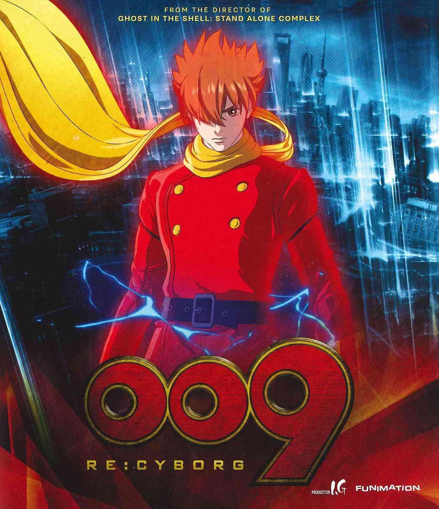 009 anime dubbed anime anime reviews