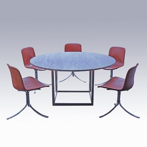 furniture poul kjaerholm pk54.