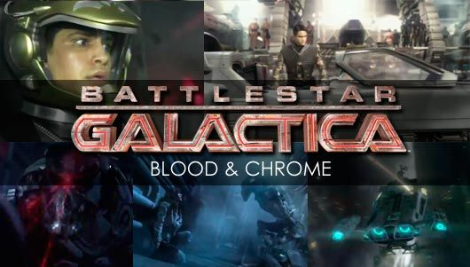 Battlestar Galactica Blood And Chrome Trailer