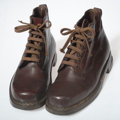 Beautiful Rare Vintage Handmade full leather German, East European,