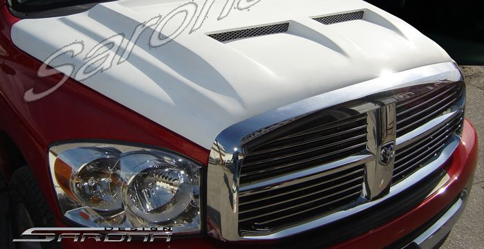 Custom Hood Dodge Ram Dodge Ram Dodge Ram Pick Up