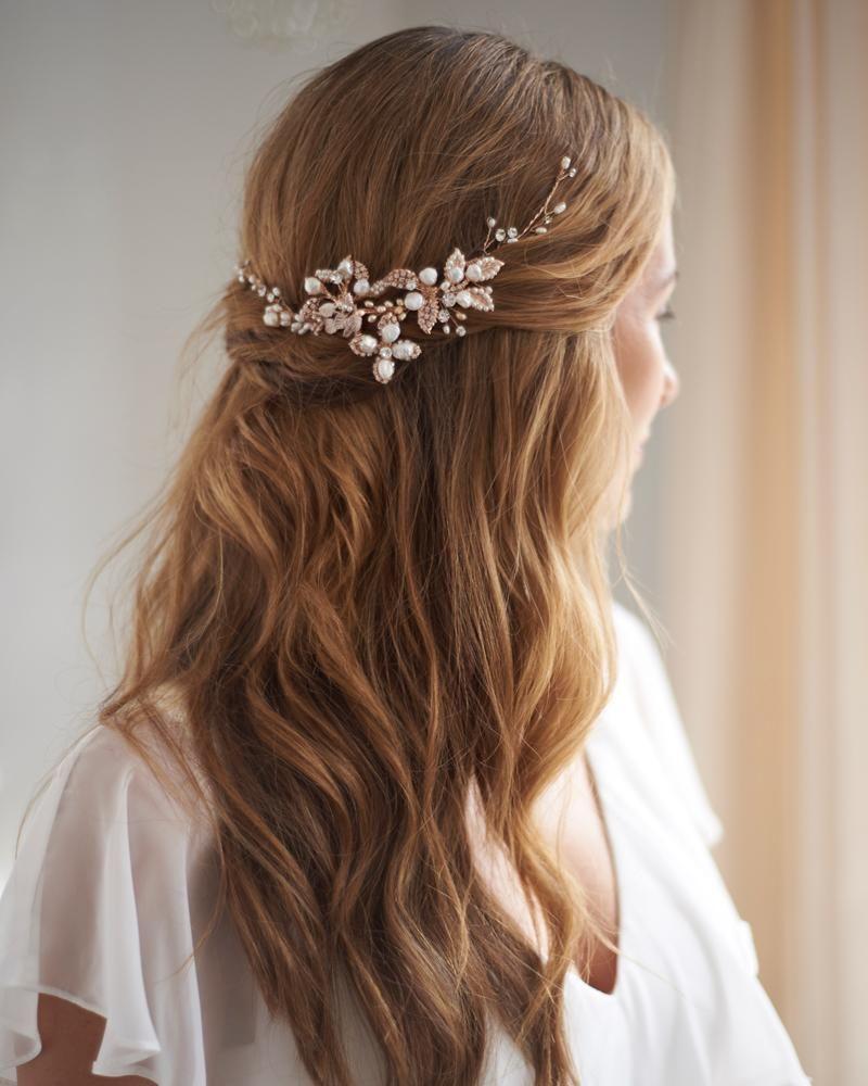 Photo of Leona Bridal Hair Vine