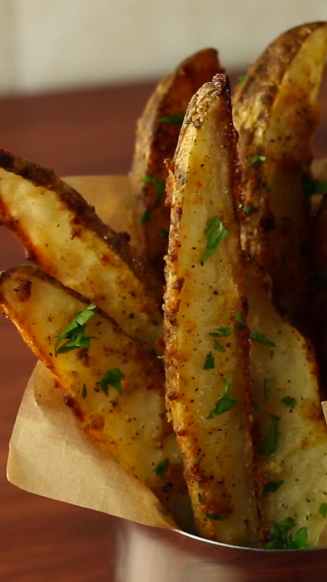 Video Video Kentang Keju Dengan Lemon Dan Merica Resep Resep Ide Makanan Makanan Pendamping Makanan Dan Minuman