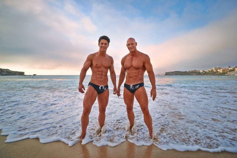 gay musclemen