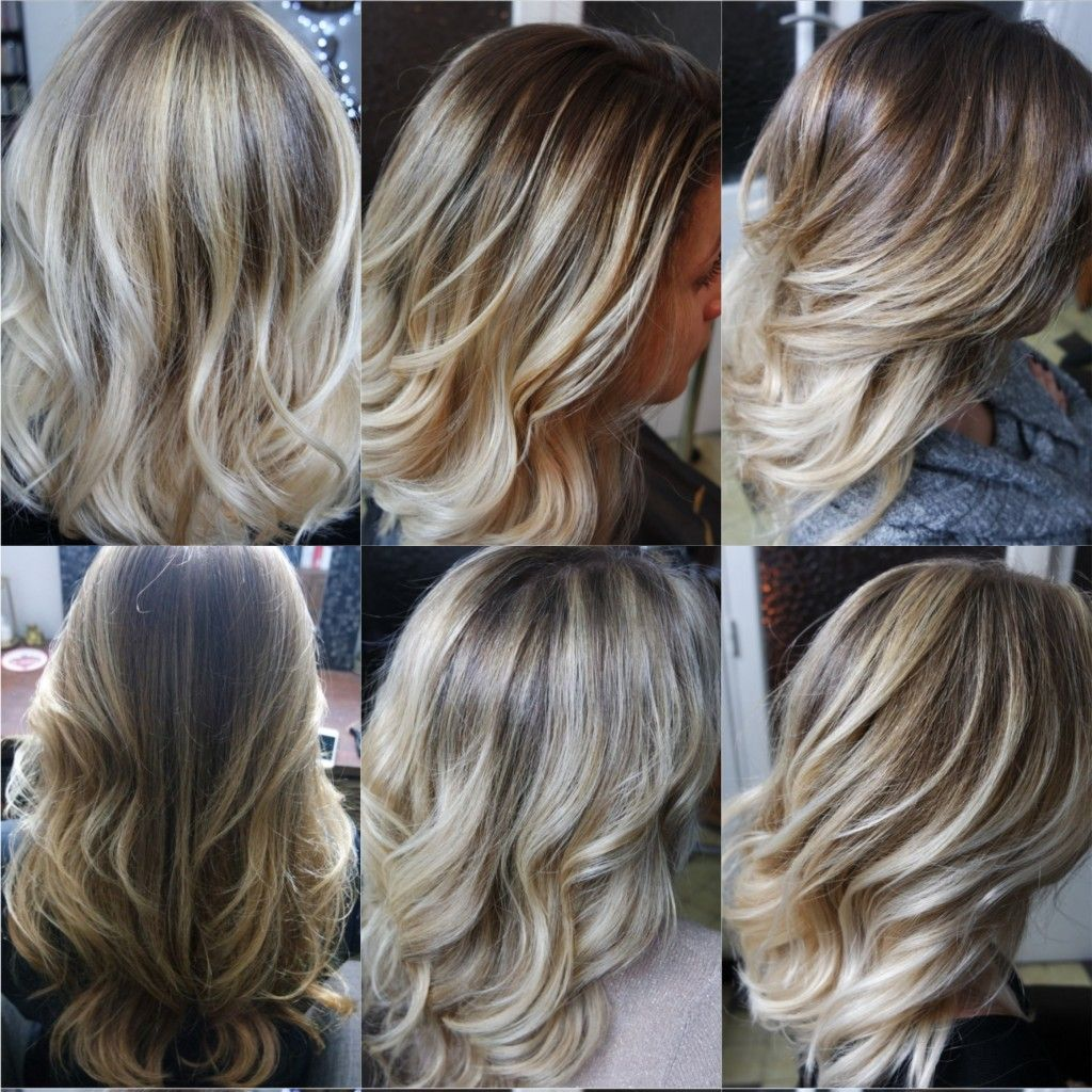 balayage ombr beige polaire olaplex joico bymia marseille by mia pinterest. Black Bedroom Furniture Sets. Home Design Ideas