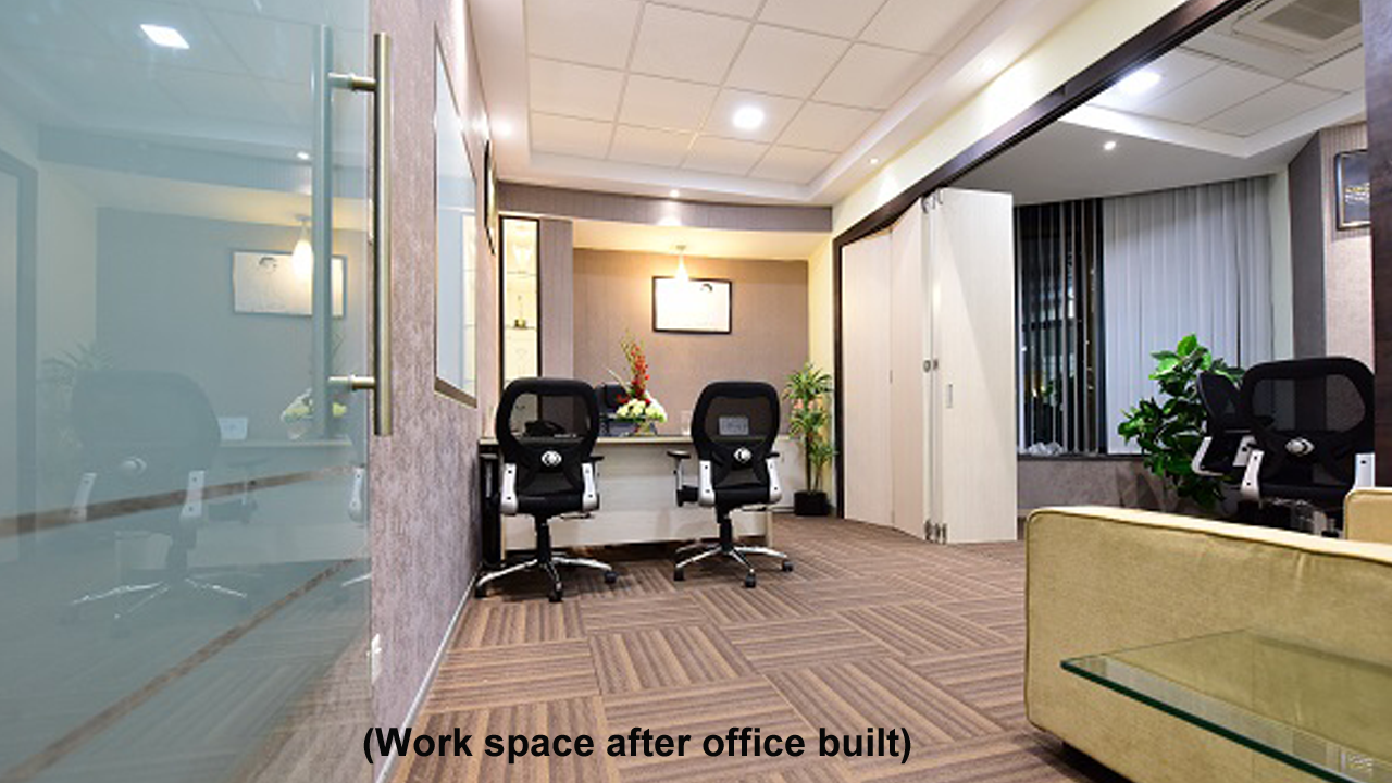 Built To Suit Office Space on rent at Hinjewadi Phase 1
