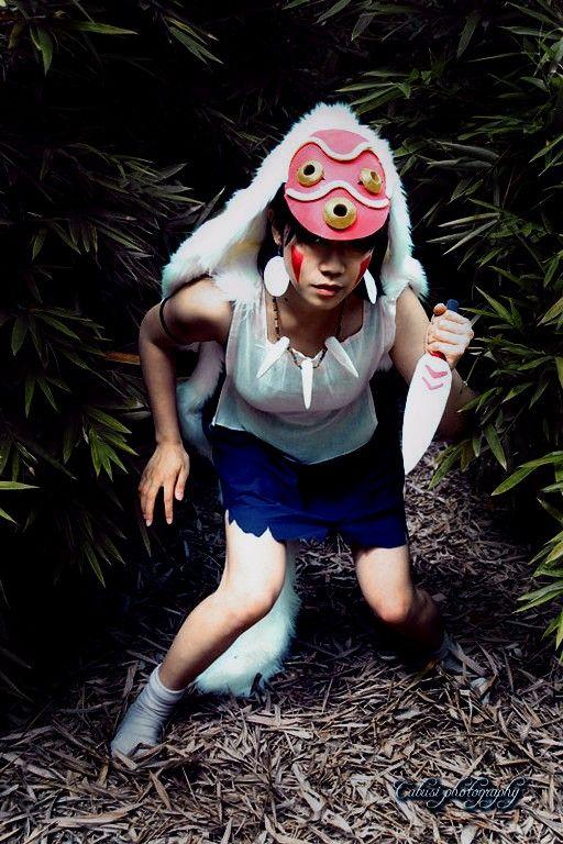 San, princess mononoke | Cosplay/Halloween goodness ...
